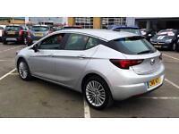 2016 Vauxhall Astra 1.6 CDTi 16V 136 Elite 5dr Manual Diesel Hatchback