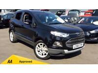2016 Ford EcoSport 1.0 EcoBoost 125PS Manual Petrol Estate