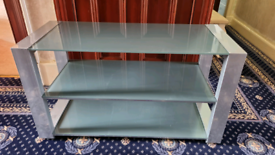 Tv Stand Table Grey