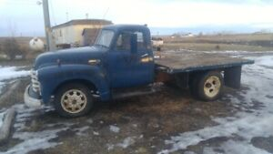 1951 chevy 1100 for sale