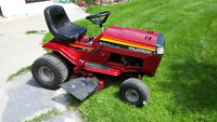 Lawn tractor 12/38