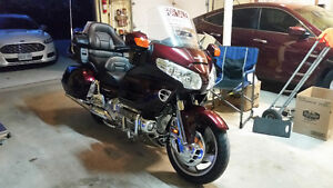 Honda Goldwing mint condition