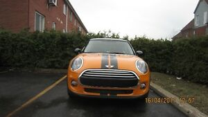 2015 MINI Mini Cooper lease take over 330/month for 20 months