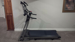 CFS TREADMILL COMPLETE WITH FAN AND ARM PULLEYS London Ontario image 2