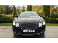 2013 Bentley Continental GT Speed 6.0 W12 Speed 2dr Automatic Petrol Coupe