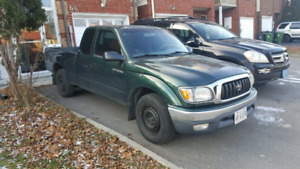 2001 Toyota Tacoma TRD EXT CAB Pickup Truck