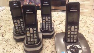 Panasonic KX-TG6431C Digital Cordless Phones