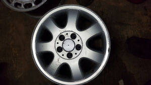 Mercedes Benz Full Set 4 B-Class C-Class Wheels 16""
