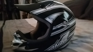 Helmet size youth large