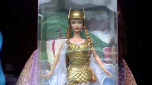 Princess of the Vikings: Dolls of the World - Barbie Collector