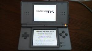 Nintendo DS Lite with Guitar Hero Package