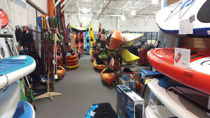 Over 50 Kayaks In Stock!