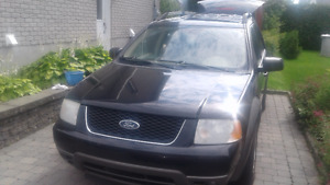 2005 Ford FreeStyle/Taurus X Cuir Familiale Camionnette