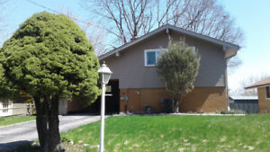 4 Bedroom Detached House with Scenic Ravine Lot for Rent