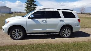 2013 Toyota Sequoia Platinum SUV - Full Load