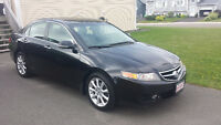 2006 Acura TSX – Fully Loaded 6 Speed Manual – Honda Quality