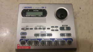 BOSS DR-3 (Drum Machine) $150 OBO