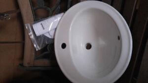 New Kohler bathroom sink