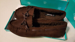 moccasins size 9