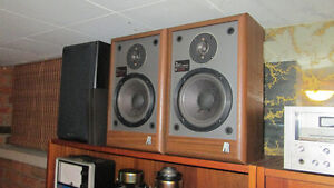 Teledyne Acoustic research 8B speakers