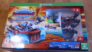 brand new xbox one skylanders superchargers