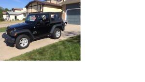 2013 Jeep Wrangler SUV, Crossover