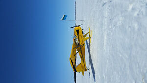 Kitfox 3 aircraft  (floats,wheels,skis)