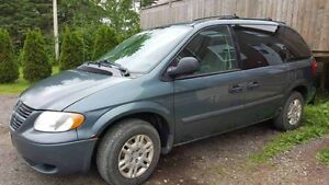 Dodge Caravan  reduced need gone