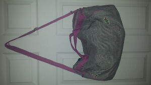 Lacoste barrell tote used 1 time