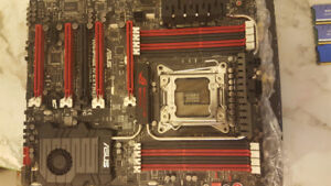 ASUS GAMING BOARD WITH CPU