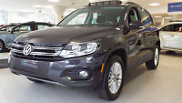 2016 Volkswagen Tiguan 2.0T 4motion Special Edition