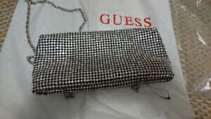 Guess Purse- small- BN