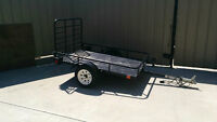 four by six 4 X 6 utility trailer