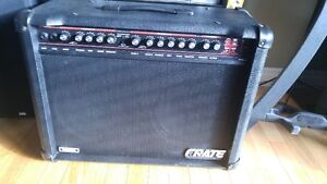CRATE GXT-100 Duel Triode 10'' Celestion Speakers