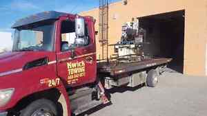 Cheap tow -------Alberta low cost towing calgary