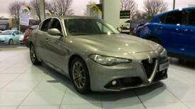 2018 Alfa Romeo Giulia 2.2 JTDM-2 Tecnica with Low Mi Automatic Diesel Saloon