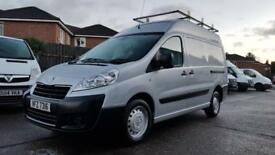 Peugeot Expert 2.0HDi 130 ( EU5 ) Long Wheel Base High Roof Van ( 2.96t ) L2 H2