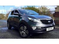 2014 Kia Sportage 1.7 CRDi ISG 4 5dr Manual Diesel Estate