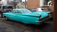 59 OLDSMOBILE 2DR HOLIDAY SPECIAL