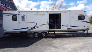 2011 Heartland North Country Lakeside 301FKS