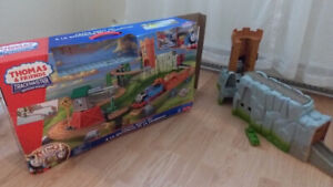 Thomas the train trackmasters sets