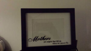 New Picture Frame for Mom