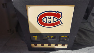 Montreal Canadiens Hanging Light Fixture