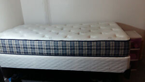 Very Comfortable Twin Boxspring from Sleep Country