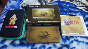 Nintendo 3DS majoras mask limited edition console