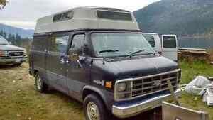 '79 Chevy Camperized Propane Van