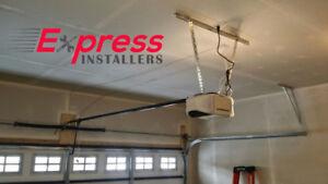 Garage Door Openers Installations, Get It Installed Today!