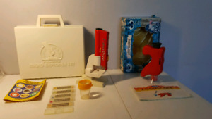 FISHER PRICE 3005 microscope