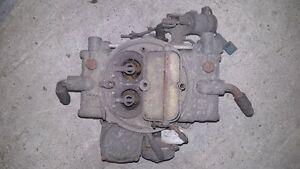 Old school holley carbs