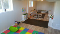 Montessori Toddler House Space Available
